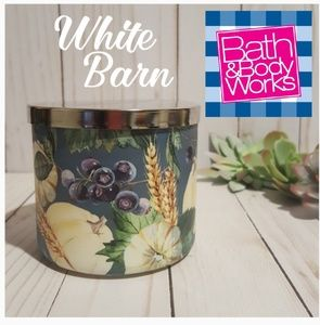 Black Cherry Merlot Candle Bath & Body White Barn